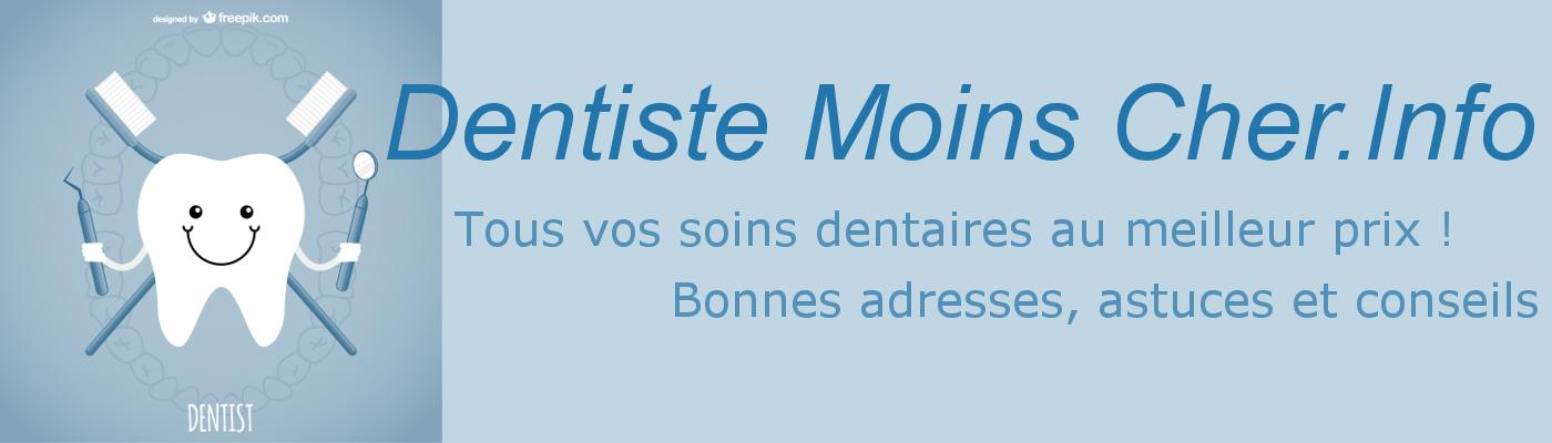 Dentiste Moins Cher